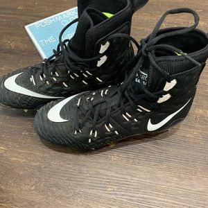 Nike Shoes - Nike Zoom Force Savage Football Cleats Men Size 8